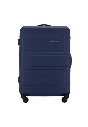 SET - Luggage set - marineblau