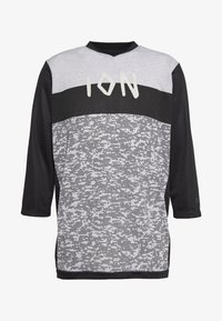 ION - TEE SCRUB - Koszulka sportowa - black - 6