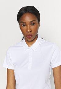 adidas Golf - TOURNAMENT - Polo shirt - white - 3