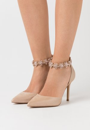 DELILAH - Højhælede pumps - rose gold