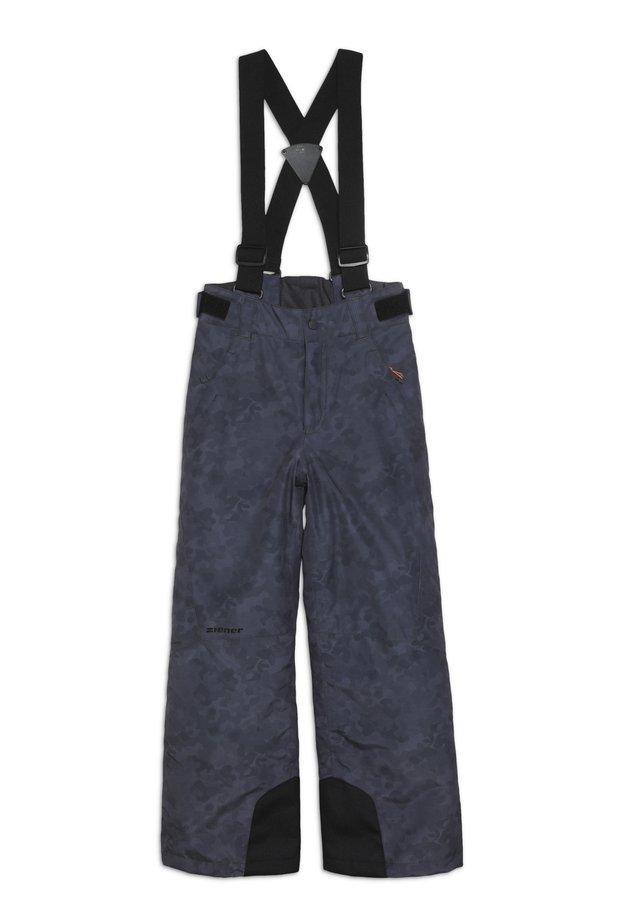 ANDO JUNIOR - Pantalon de ski - grey night