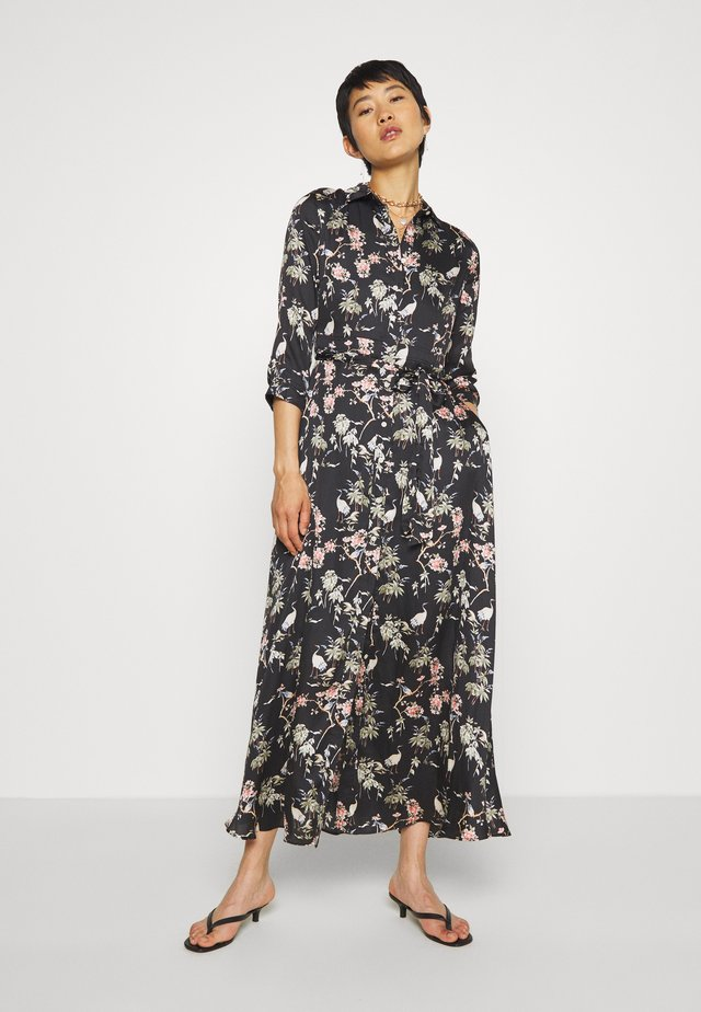 SAVANNAH SOFT - Maxi dress - black
