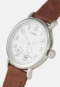 Timex - STANDARD X PEANUTS UNISEX - Watch - brown - 5