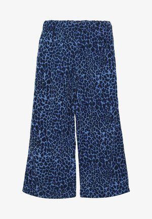 NKFVINAYA WIDE  - Trousers - blue bonnet