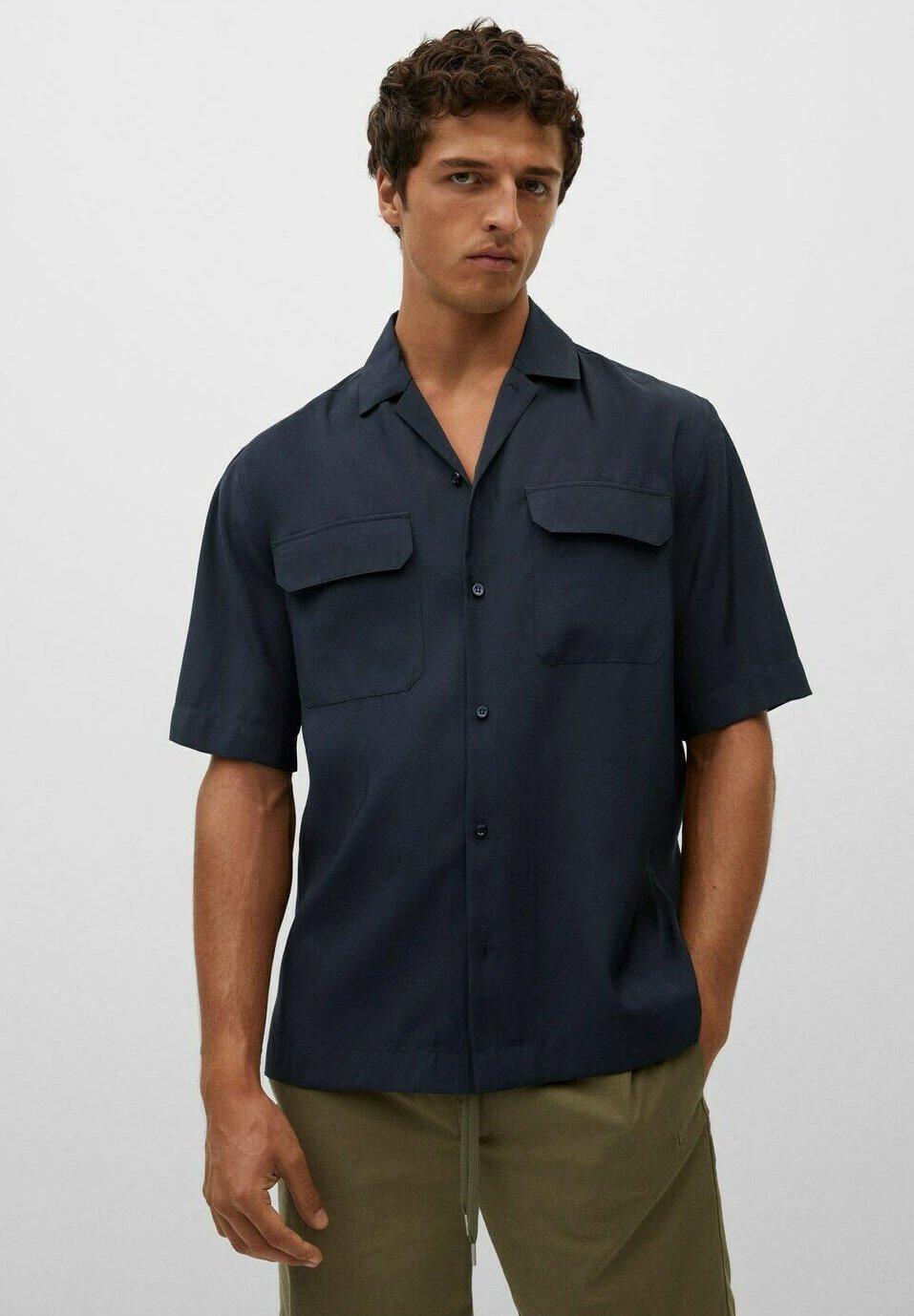 Uomo MIT TASCHEN - Camicia