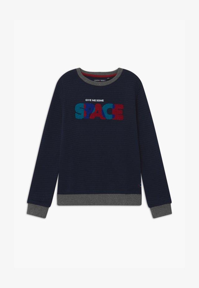 TEEN BOYS - Sweatshirt - navy