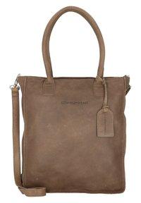 Cowboysbag - LAPTOPFACH - Tote bag - storm grey - 3