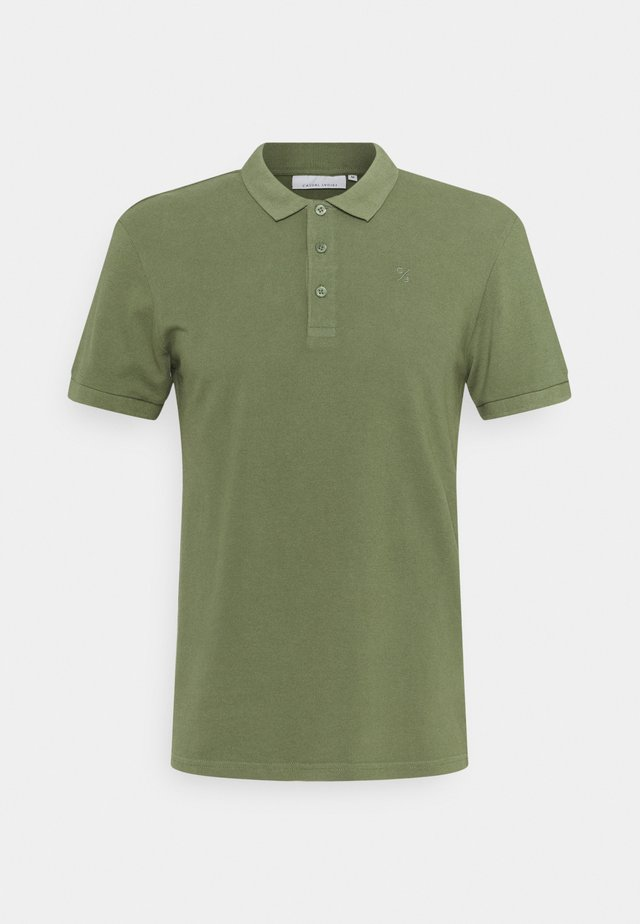 CFTANNER - Poloshirt - olivine