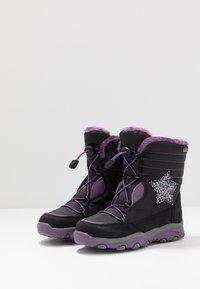 Friboo - Winter boots - black - 3