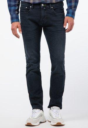 ANTIBES - Slim fit jeans - dark blue
