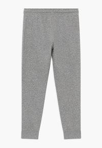 Champion - LEGACY BASICS CUFF PANTS - Pantalones deportivos - grey melange - 1