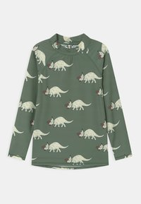 Cotton On - FLYNN LONG SLEEVE - Camiseta de lycra/neopreno - swag green - 0