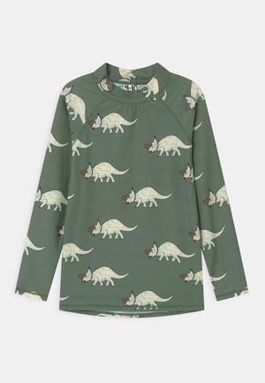 FLYNN LONG SLEEVE - Camiseta de lycra/neopreno - swag green