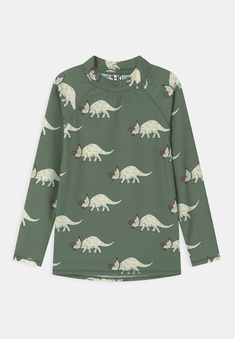 Cotton On - FLYNN LONG SLEEVE - Camiseta de lycra/neopreno - swag green