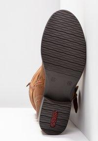 Rieker - Vysoká obuv - nuss - 6