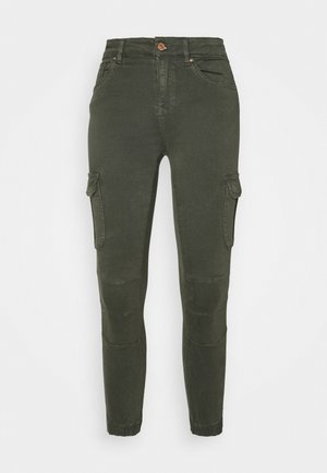ONLMISSOURI LIFE  - Cargo trousers - rosin