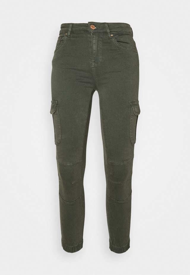 ONLMISSOURI LIFE  - Cargo trousers - rosin