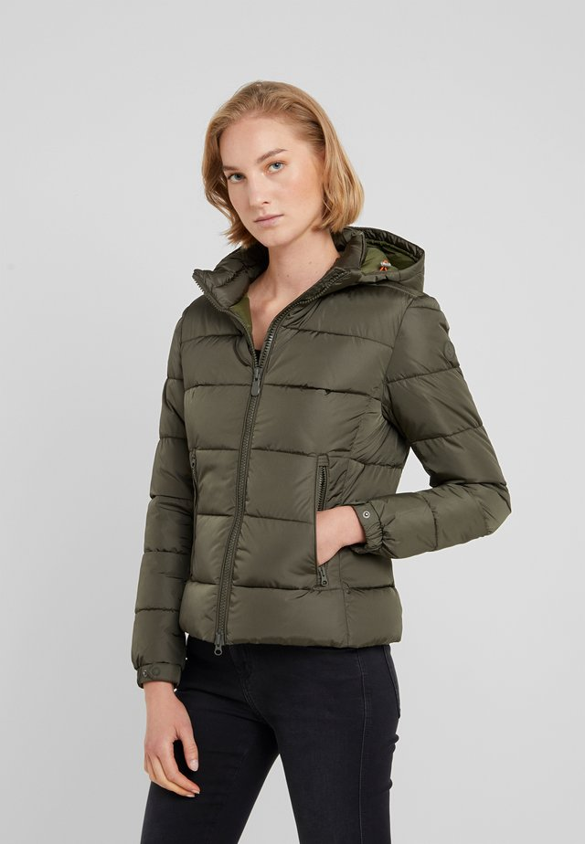 MEGA - Winter jacket - dusty olive