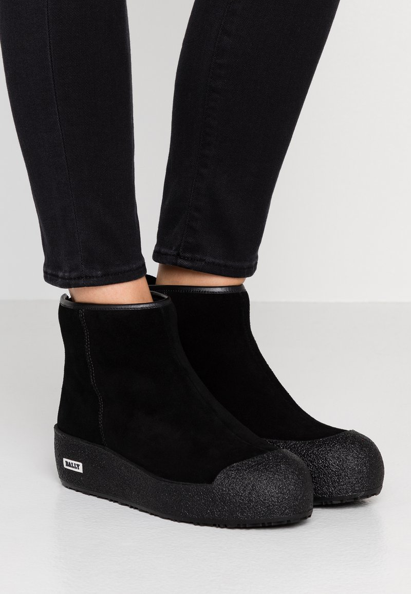 Bally - GUARD - Ankle boots - black