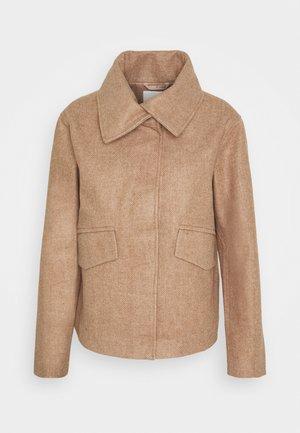 JDYTEA SHORT JACKET - Light jacket - portabella