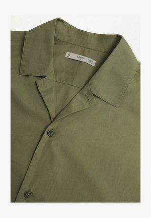 BOWLING - Košile - khaki