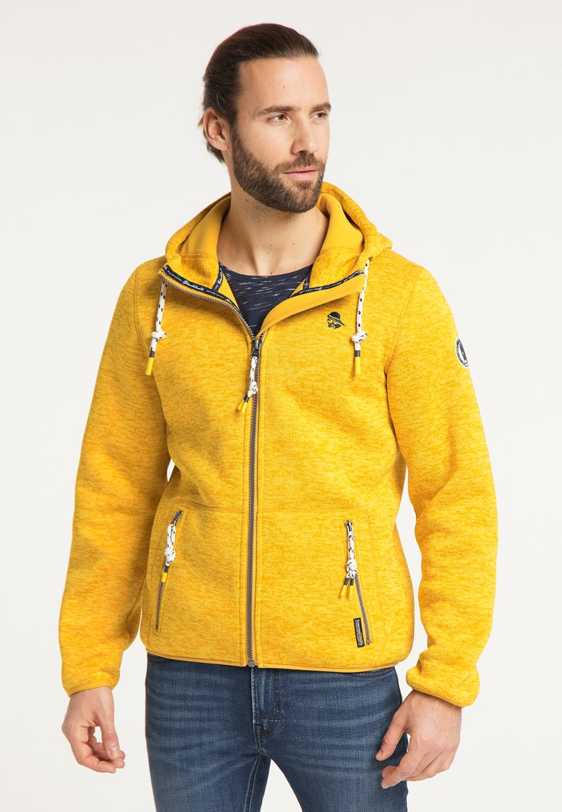 Schmuddelwedda - Light jacket - senf melange