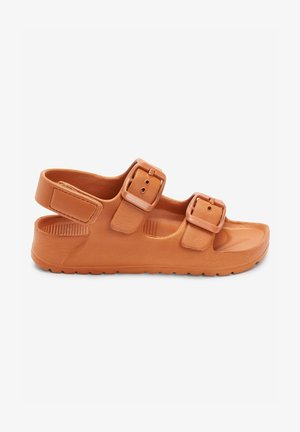 Baby shoes - tan