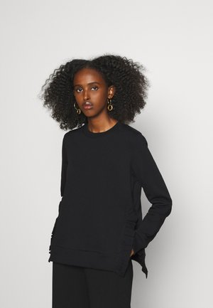 RUBINE - Sweatshirt - black