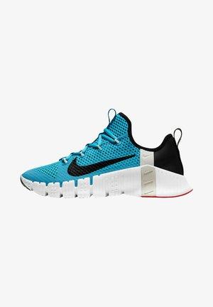 Sports shoes - blau / schwarz