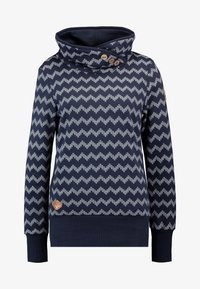 Ragwear - ZIG ZAG - Sweater - navy - 4