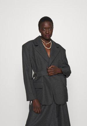 JACKET - Short coat - grey