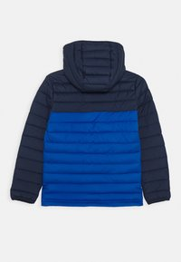 Columbia - POWDER LITE BOYS HOODED - Snowboard jacket - bright indigo/collegiate navy - 1
