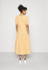 YAS - YASSTURI ANKLE DRESS - Day dress - tan - 2