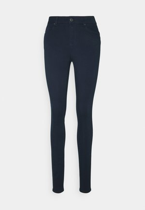 VMHOT SEVEN MR SLIM PUSH UP PANT - Broek - navy blazer