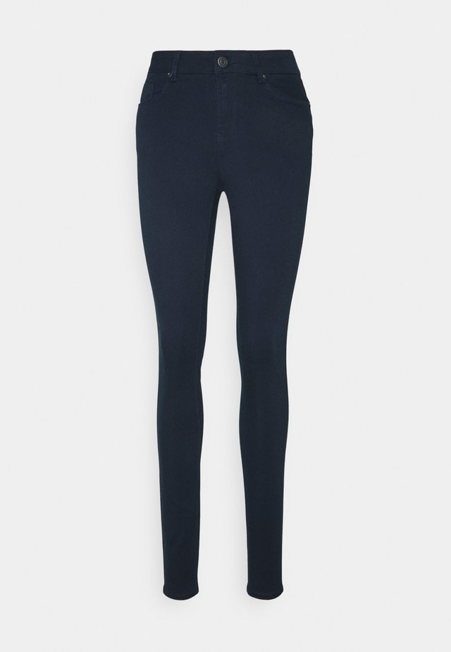 VMHOT SEVEN MR SLIM PUSH UP PANT - Bukse - navy blazer