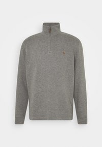 metallic grey heather
