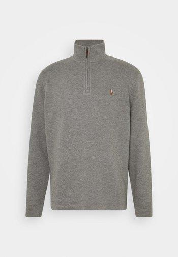 Maglione - metallic grey heather