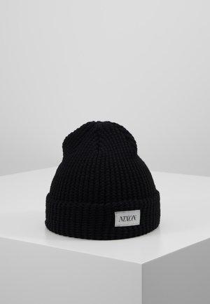 WINTOUR BEANIE - Mütze - black