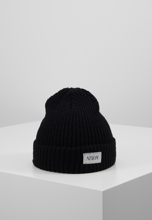WINTOUR BEANIE - Berretto - black