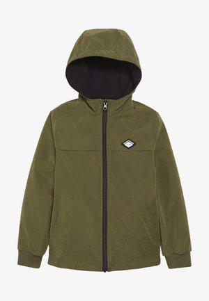 REVERSIBLE JACKET - Light jacket - military green