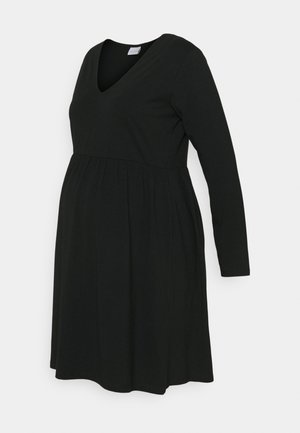 MLSANNIE - Jerseyjurk - black