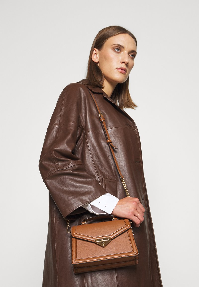 MICHAEL Michael Kors - GRACE XBODY - Handbag - brown