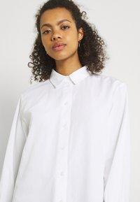 ONLY - ONLNORA NEW SHIRT - Blouse - white - 3