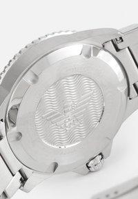 Emporio Armani - Orologio - silver-coloured/rose - 3