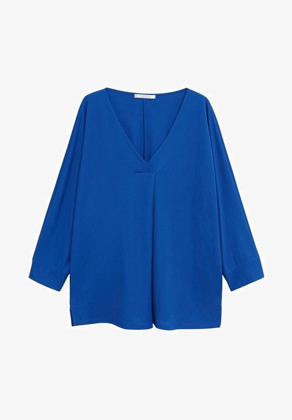 Violeta by Mango BAMBO - Bluzka - lavender/niebieski ZLYW