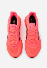 adidas Performance - SUPERNOVA - Neutral running shoes - signal pink/core black/copper metallic - 5