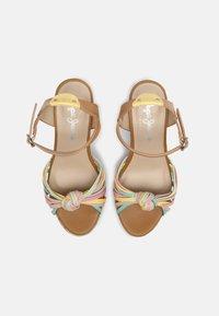Pepe Jeans - MAIDA COLORS - Platform sandals - multi - 4