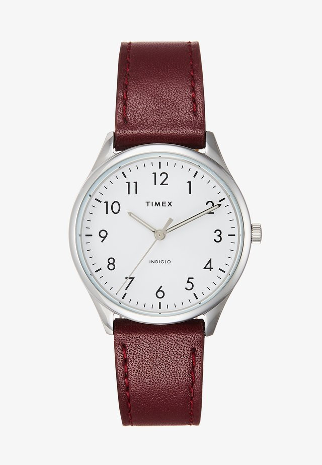 EASY READER CASE DIAL - Zegarek - red