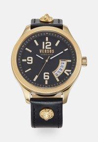 Versus Versace - REALE - Hodinky - black/gold-coloured - 0