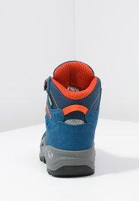 Lowa - KODY III GTX MIDJUNIOR UNISEX - Hiking shoes - blau/orange - 3